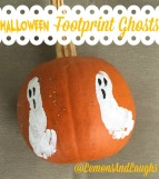halloween-pumpkin-footprintghosts lemonsandlaughs