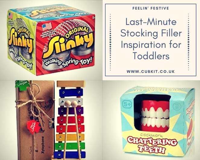 Last Minute Stocking Filler Ideas
